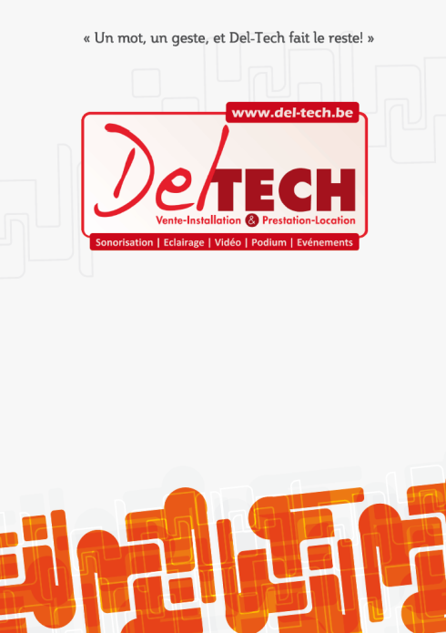 Catalogue Del-Tech