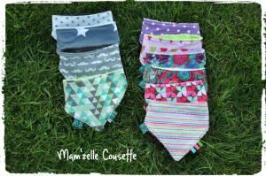Les foulards pour baby