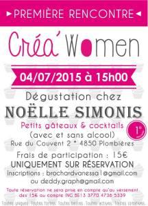 Rencontre Créa' Women