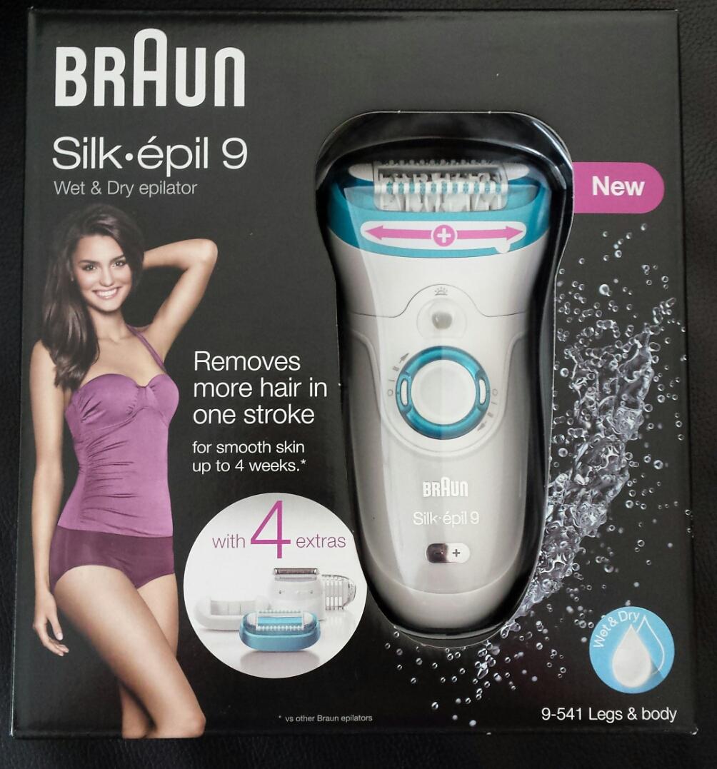 Epilateur Braun Silk Epil 9