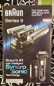 Braun Serie 9